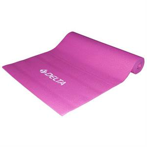 Delta 6 mm Fuşya Pilates ve Yoga Minderi DS-401