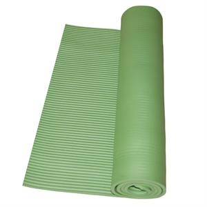 Ravel 10 mm Çimen Yeşili Pilates ve Yoga Minderi RV-F49