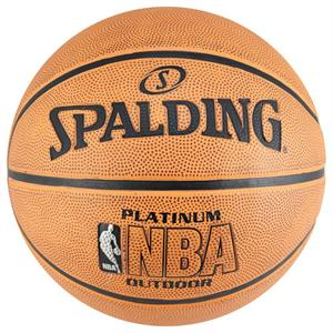 Spalding NBA Platinum Outdoor Dış Mekan Basketbol Topu