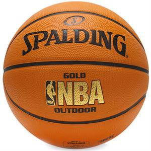 Spalding NBA Gold Outdoor Dış Mekan Basketbol Topu