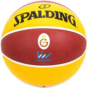 Spalding EuroLeague Galatasaray Basketbol Topu N7