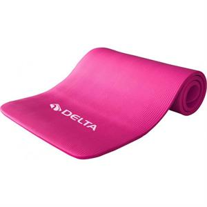 Delta 15 mm Fuşya Pilates ve Yoga Minderi DS-8600