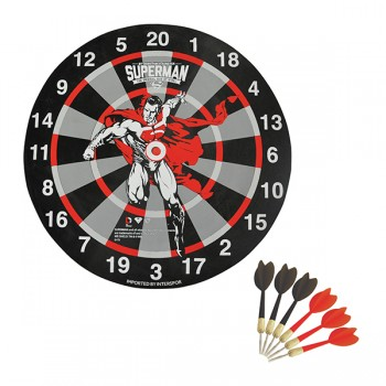 WARNER BROS SUPERMAN DART SET