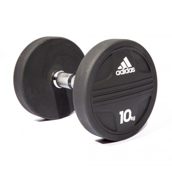 Adidas Rubber Dumbbell 10Kg (ADWT-11343)