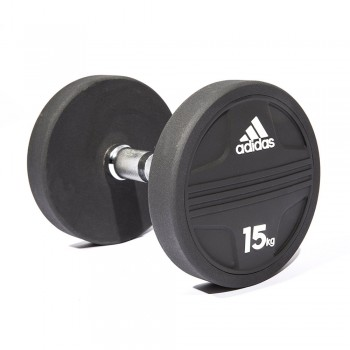 Adidas Rubber Dumbbell 15Kg (ADWT-11345)