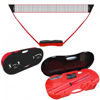 Avessa Portatif Badminton & Tenis Fileli Set DS 01002