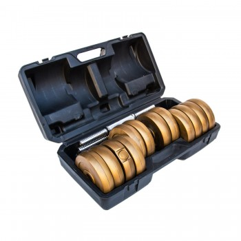 Cosfer CSF-30GOLD Çantalı Gold Set - 30 Kg