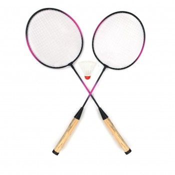 Delta DS 857 Badminton Seti (2 Raket+1 Bad. Topu)