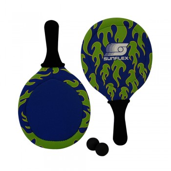 Sunflex Neopren Fire Beachball Set