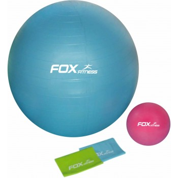 Fox Fitness 4'lü Pilates Seti 1