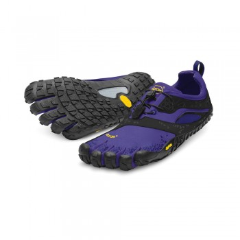 Vibram Five Fingers Spyridon MR Black/Purple Ayakkabı - No:37